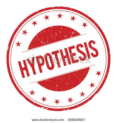 How to make a hypothesis in thesis