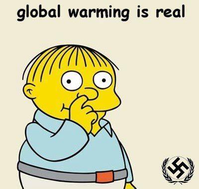 AFA Journal - Global warming: true and false